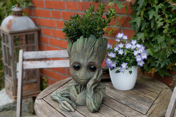 17. Self Watering Groot Planter
