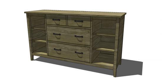 18. How To Build A Land Of Nod Blake Dresser
