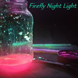 19. How To Make A Firefly Night Light