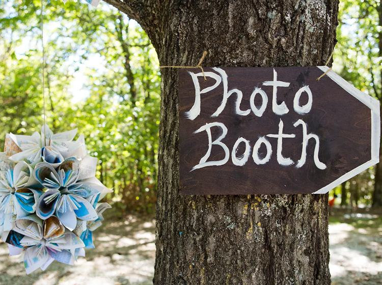 2. How To Make A Photo Booth