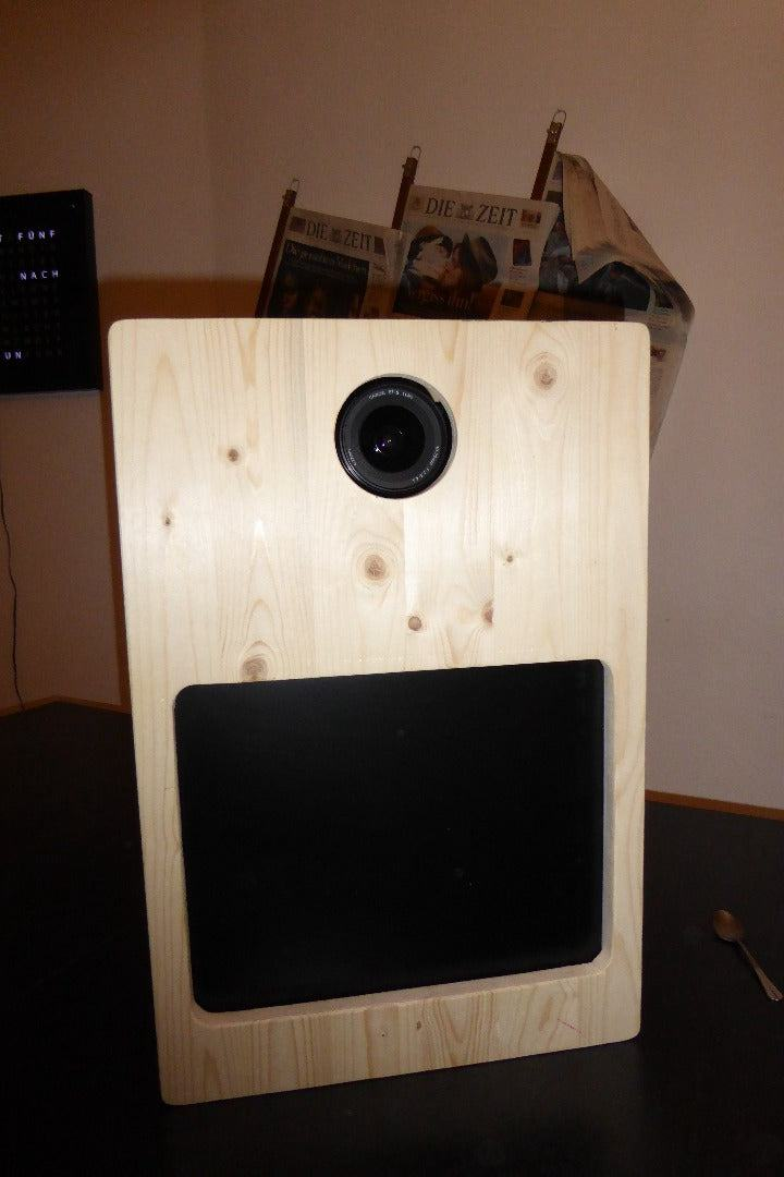 20. Mobile DIY Photo Booth