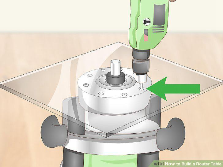 24. How To Build A Router Table