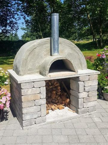 25 DIY Pizza Oven Plans How To Make A Pizza Oven