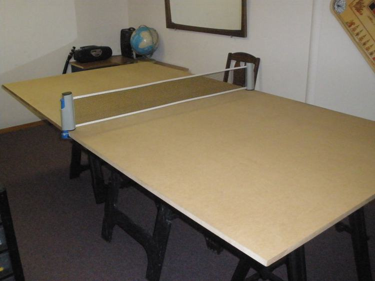 3. How To Build A Ping Pong Table