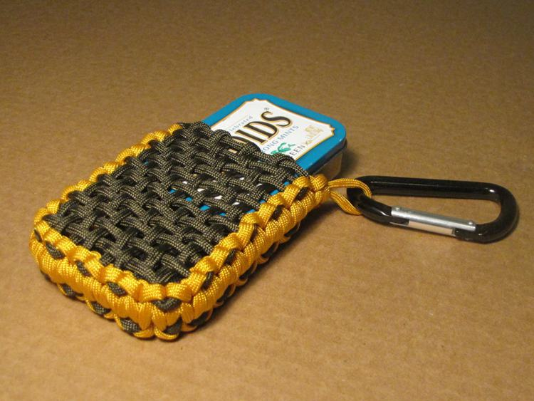 40. How To Make A Paracord Pouch