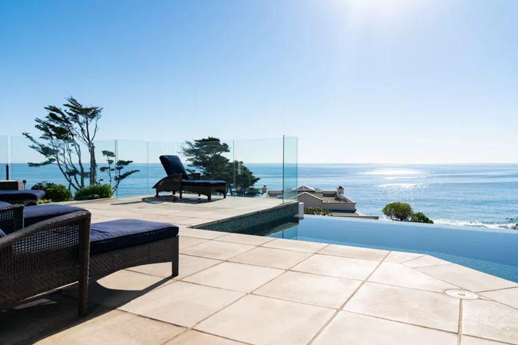 5. Beautiful Concrete Patio Designs