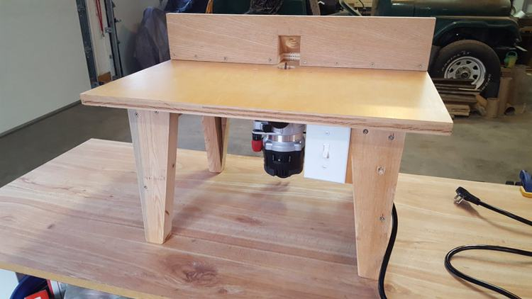 6. How To Make A Router Table