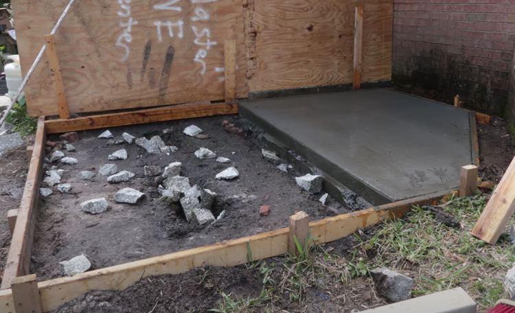 6. Installing the Gravel Base