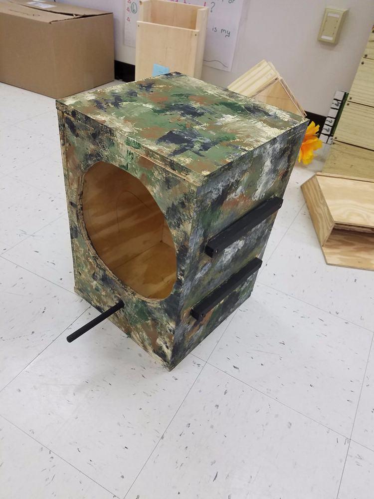 7. DIY Owl House