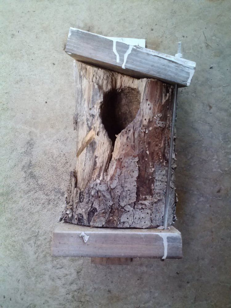 8. DIY Recycled Owl House
