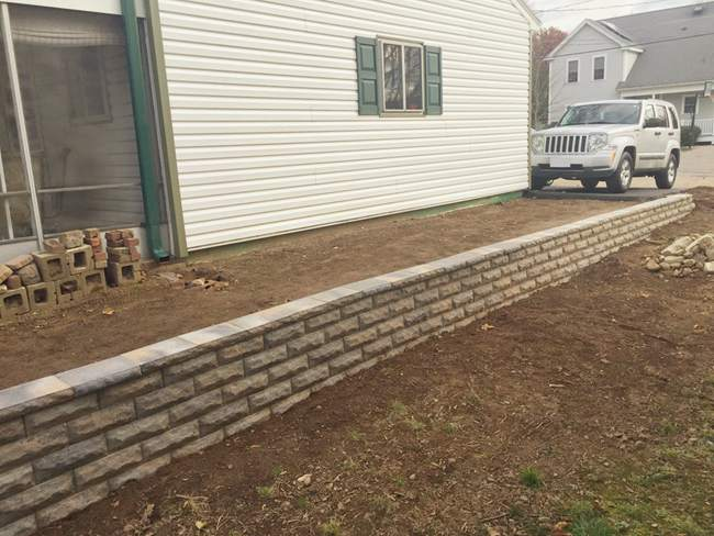 8. How To Build A Block Retaining Wall