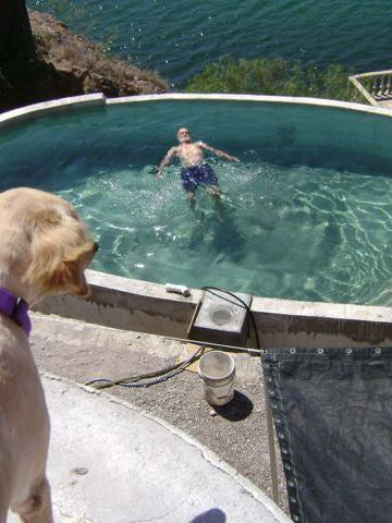 DIY Inground Pool Projects