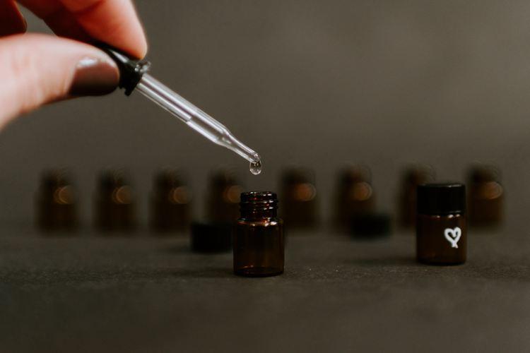 Essential Oil Fly Spray