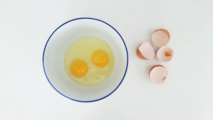 Whole Egg & Water