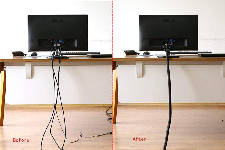Cable Management Snakes & Sleeves