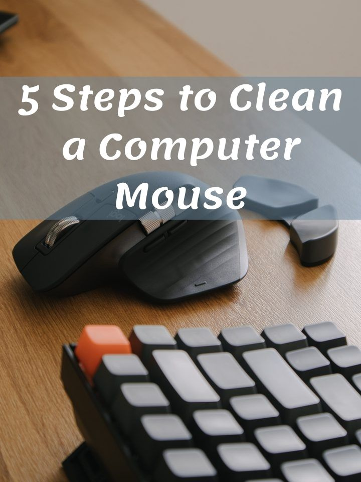 Clean a Computer Mouse
