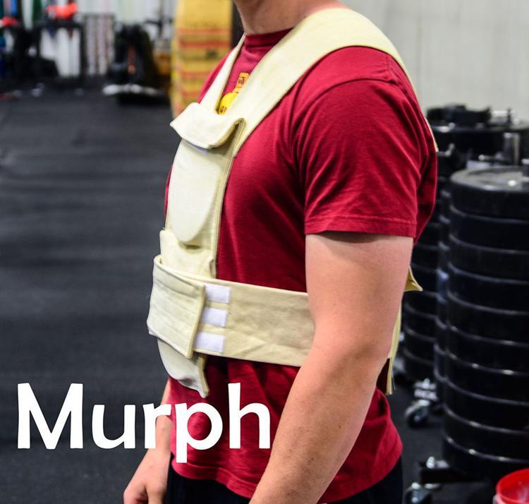 DIY $20 Weight Vest