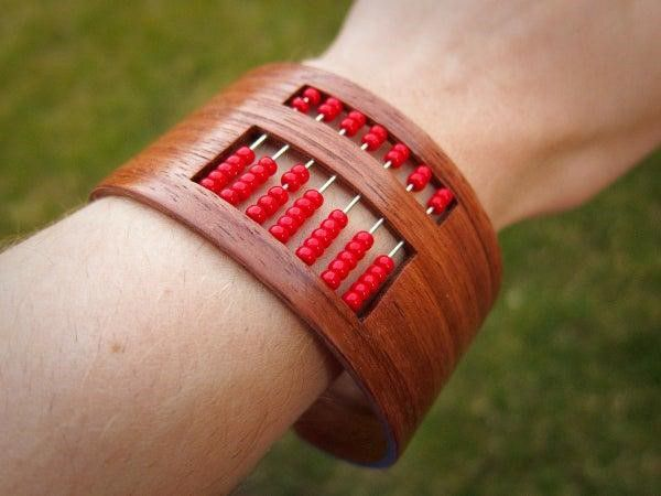 DIY Abacus Bracelet