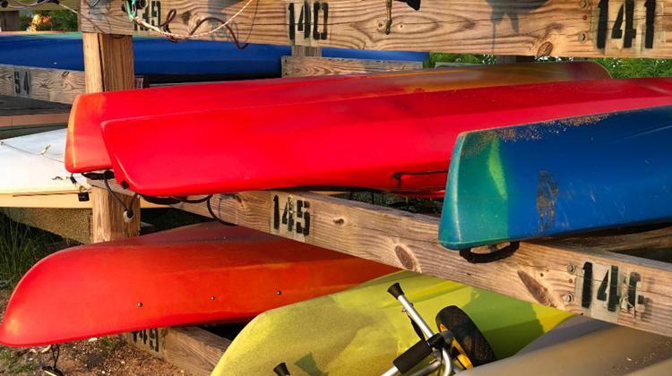 DIY Kayak Mount