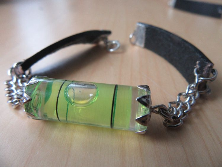 DIY Level Bracelet