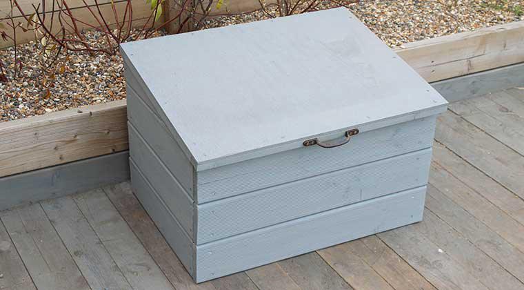 DIY Parcel Drop Box