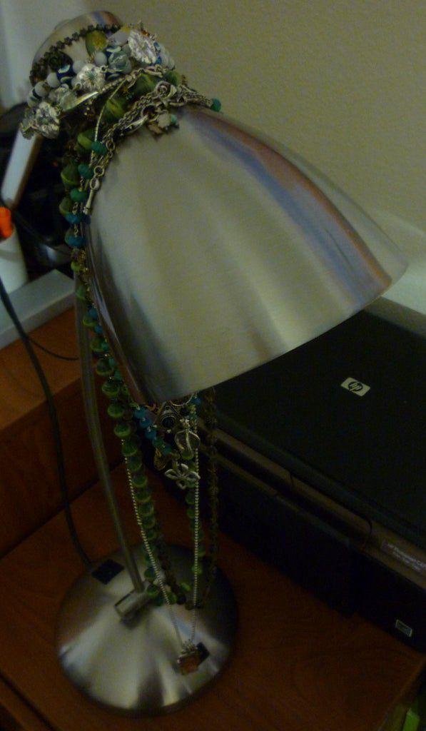 Desk Lamp Bracelet Holder
