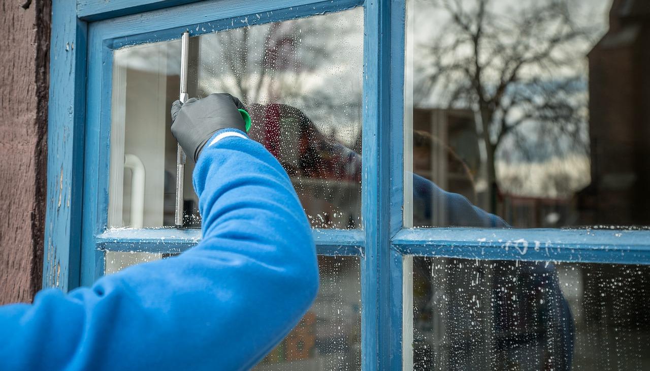 Extra Freshness for Cleaned Windows