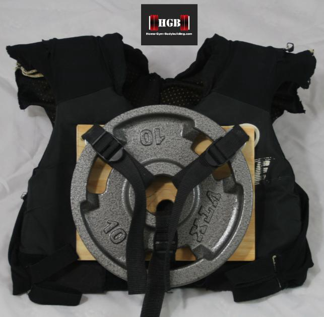 Homemade Weighted Vest