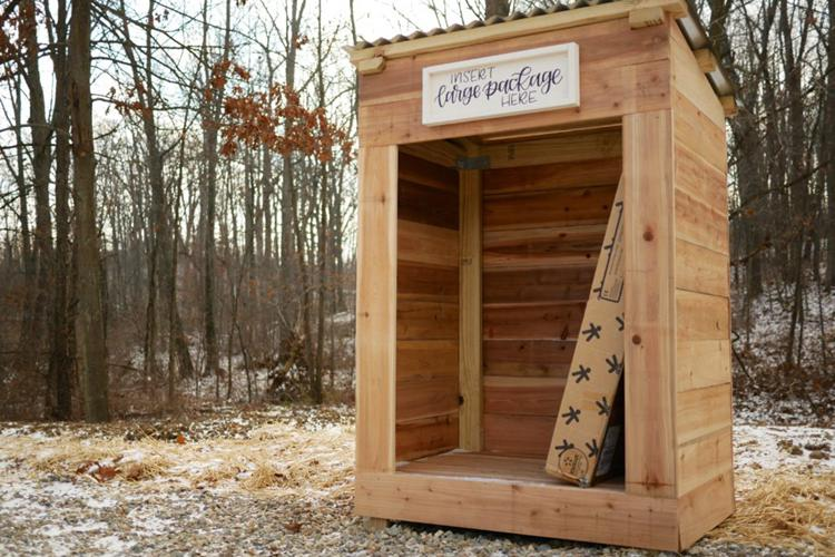 How To Build A Large Package Shelter