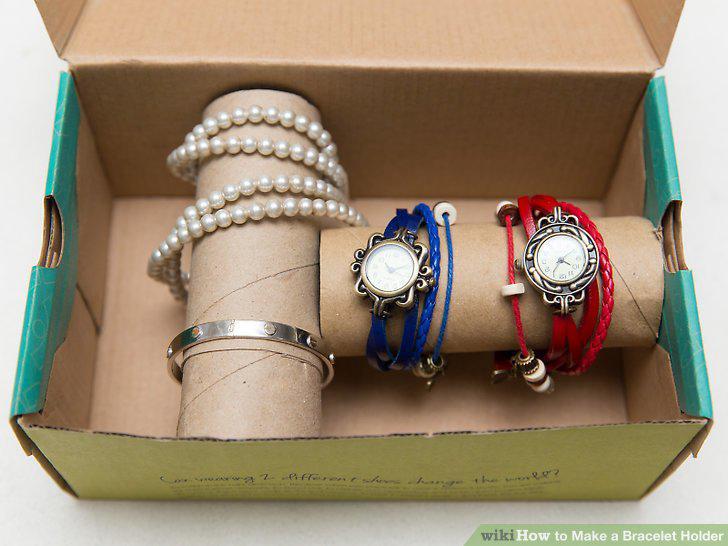 How To Make A Bracelet Holder 1