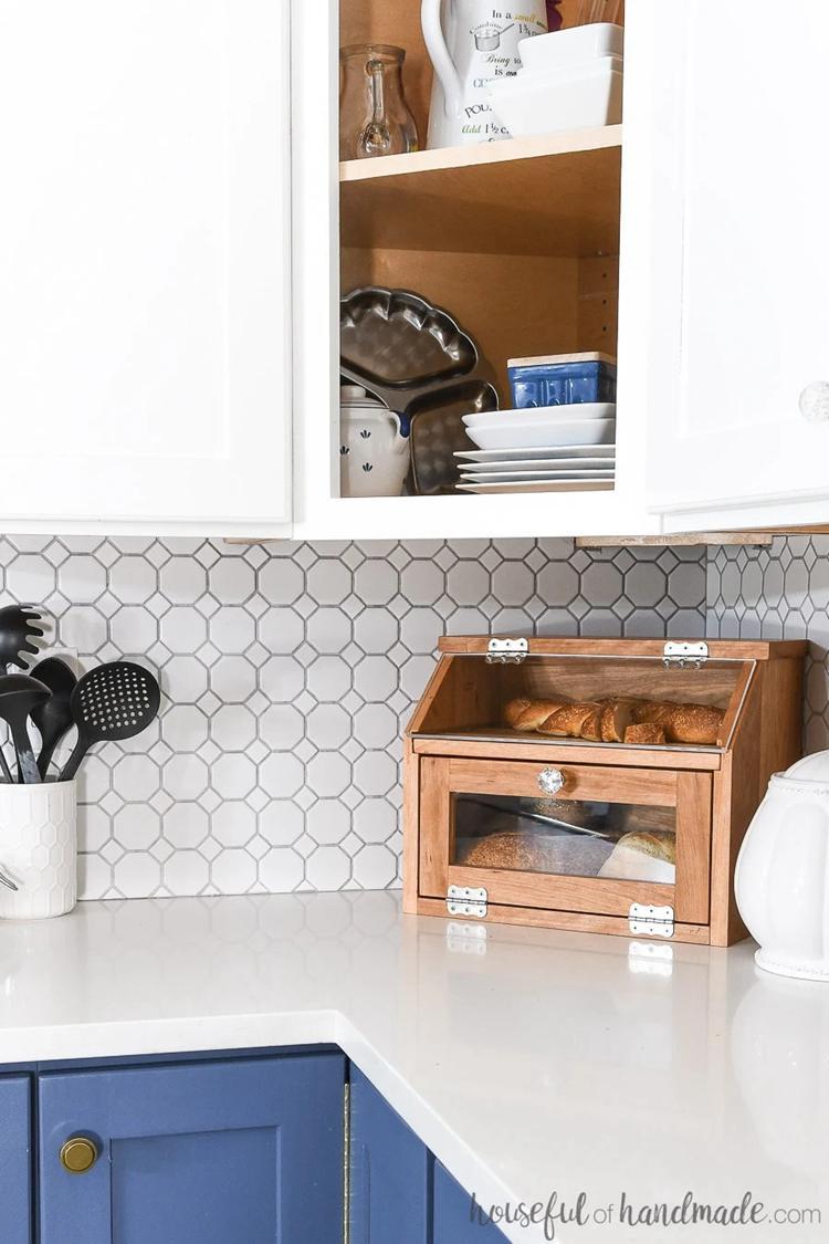How To Make DIY Bread Box