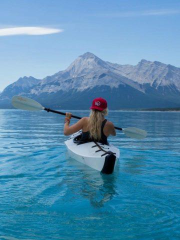Kayak Paddle Size Chart Guide