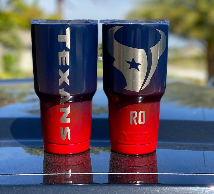 Powder Coated Yeti Cups