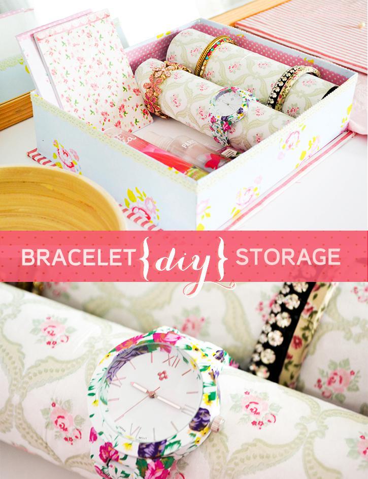 Watch & Bracelet Holder
