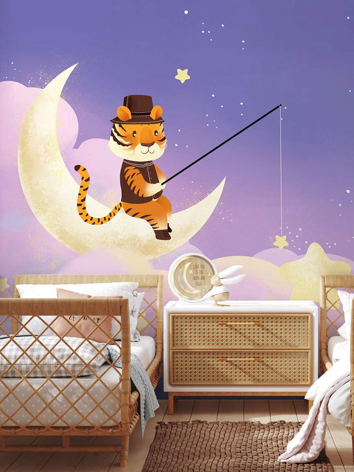 10 Adorable Wallpaper for Kids Room That Your Little Ones Will Love