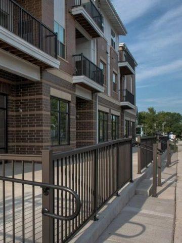 DIY Level Balcony Railing Made Easy